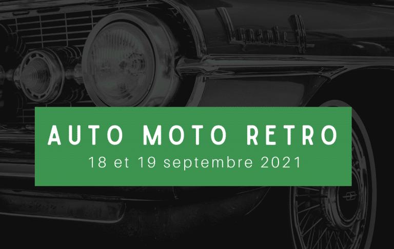 Salon Auto Moto Rétro