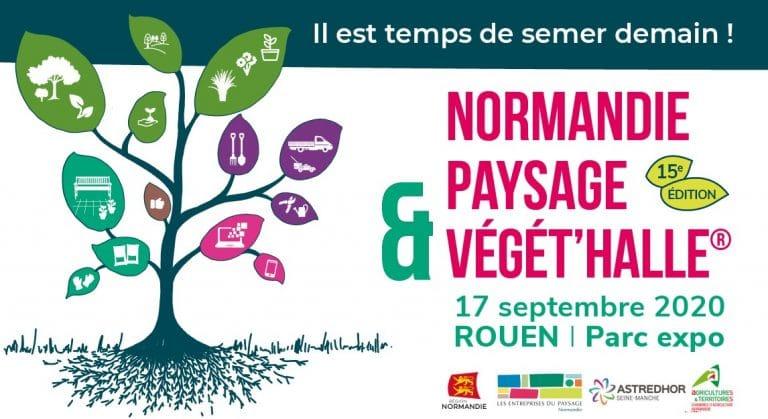 Normandie Paysage & Végét'halle (Salon Pro)