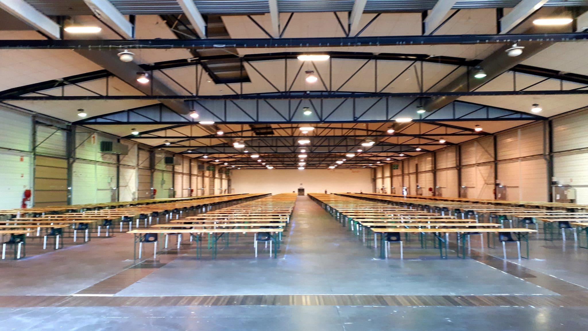 Le Parc des Expositions de Rouen accueille vos concours